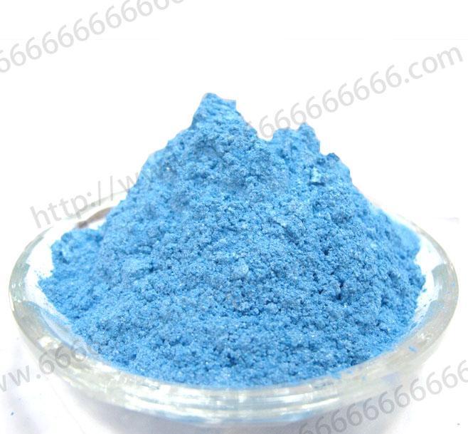 珠光颜料C-08蓝色
