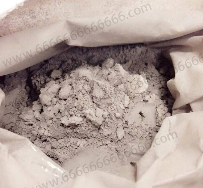 球状纯银微粉