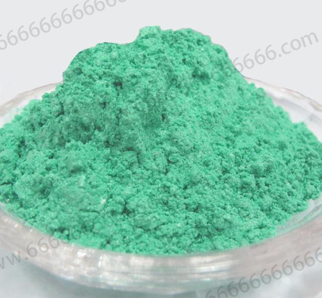 珠光颜料酞青绿C-16