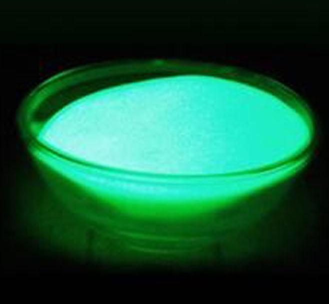 C-50夜光粉黄绿